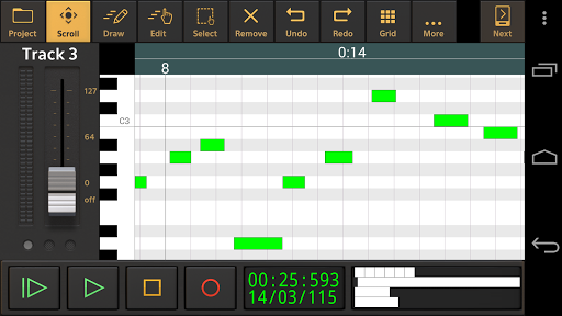 Audio Evolution Mobile Studio TRIAL  screenshots 6