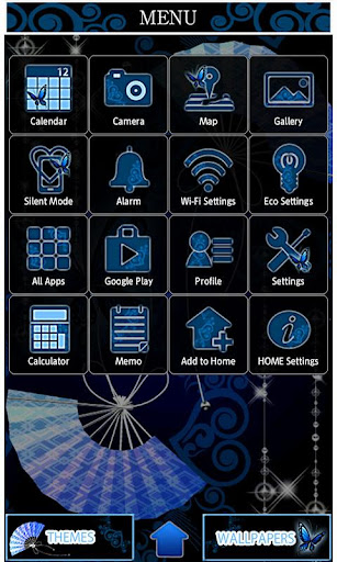 Azure Fantasy Wallpaper Theme 1.2 Windows u7528 2