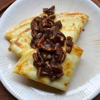 Pecan Crepes Recipes.