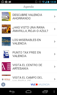 VLC Valencia- screenshot thumbnail