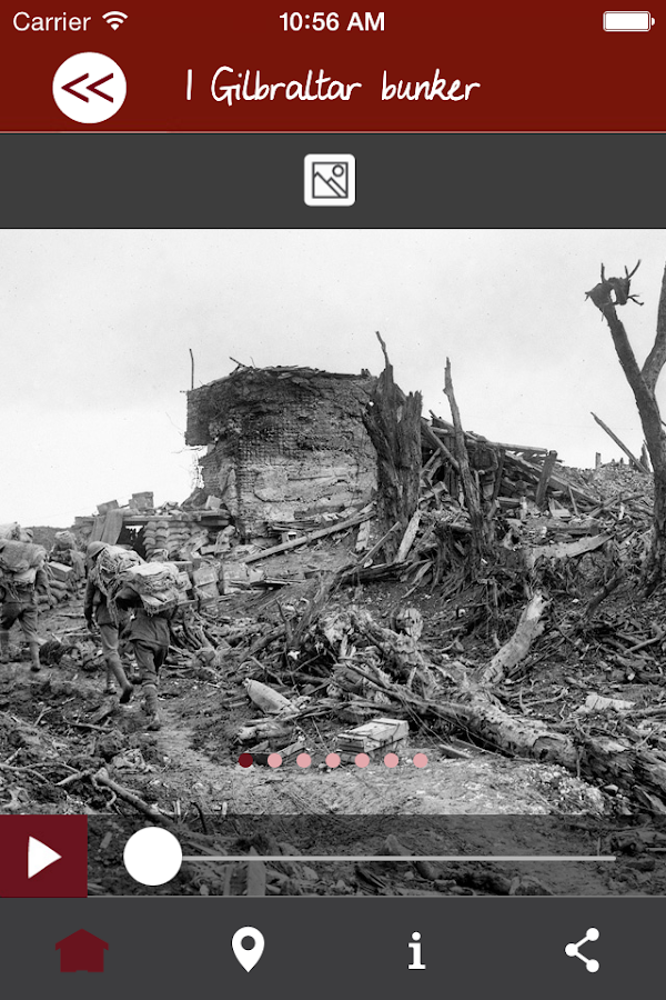Australians in the Somme 16&18- screenshot