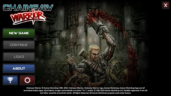 Chainsaw Warrior- screenshot thumbnail