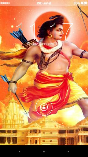 Lord Ram Yo Locker HD