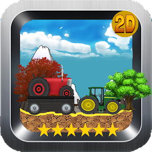 Load Carrying With Tractor for PC and MAC