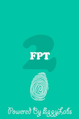 Fingerprint Pregnancy Test 2