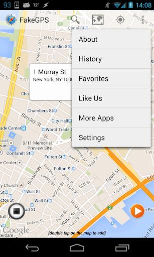Fake GPS Go Location Spoofer  screenshots 18