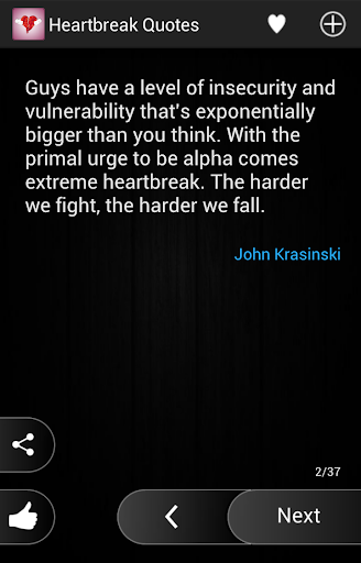 Heartbreak Quotes and Sayings