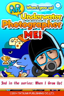 AR Underwater Photographer ME!- screenshot thumbnail