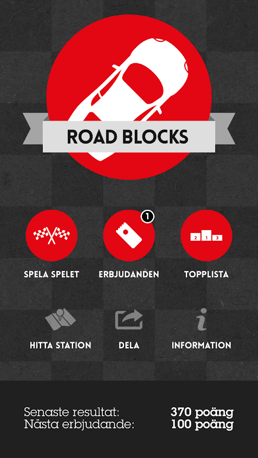 Road Blocks - screenshot