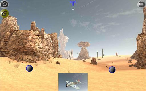 3Dラジコン飛行機シミュレータ - RC FlightS