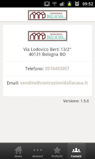 【免費商業App】Costruzioni E. Dallacasa SPA-APP點子