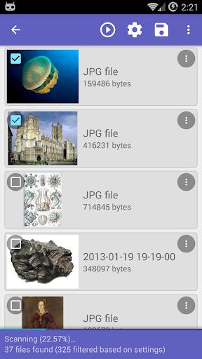DiskDigger photo recovery 1.0-2018-08-05 screenshots 9