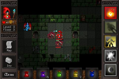Cardinal Quest- screenshot
