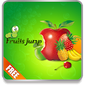 Fruits jump 3D live wallpaper