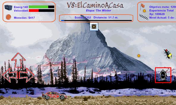 v8: thewayhome apk screenshot