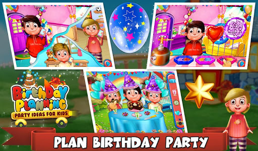 Birthday Planning Party Ideas v1.2.5