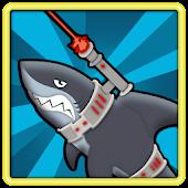 Laser Shark Dodge Pro
