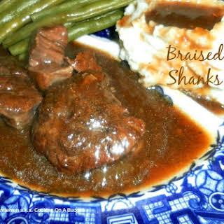 Braised Beef Shanks.