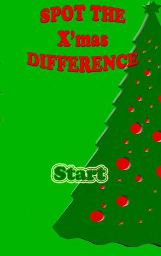 クリスマスの時差を確認