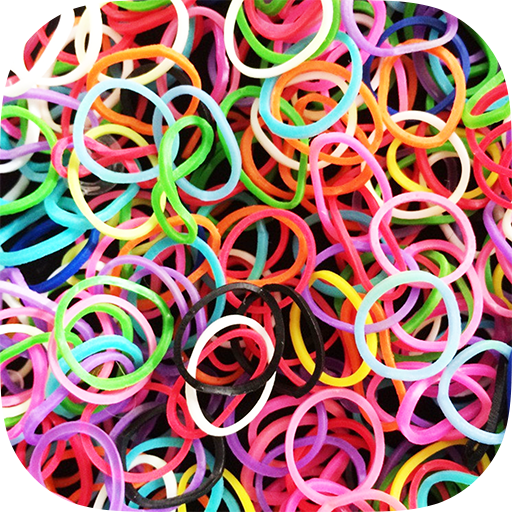 Rainbow Loom Band Puzzle