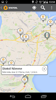 Screenshot of Statoil Eesti