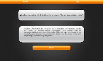 Screenshot of Das große Film-Quiz (Deutsch)
