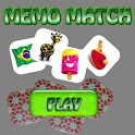 MemoMatch – Memory Game logo