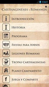 Carthagineses y Romanos screenshot 1