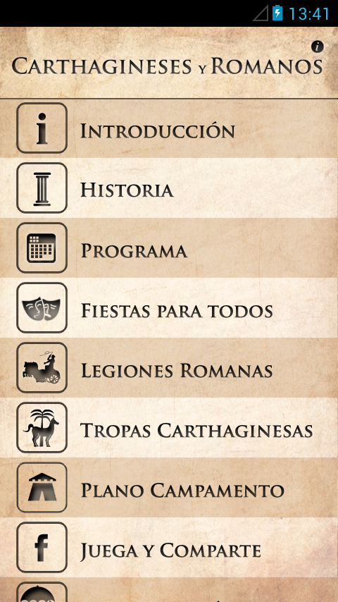 Carthagineses y Romanos - screenshot