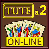 Cards Tute a 2 on-line