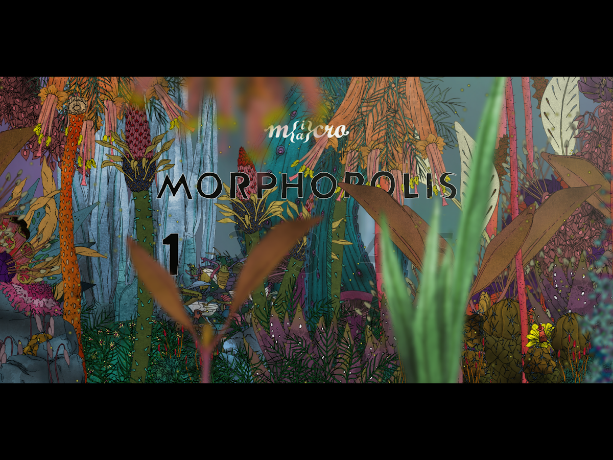 Morphopolis- screenshot