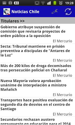 Noticias Chile NiusApp