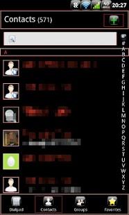 Anastasdroid GoContactsEx Free- screenshot thumbnail