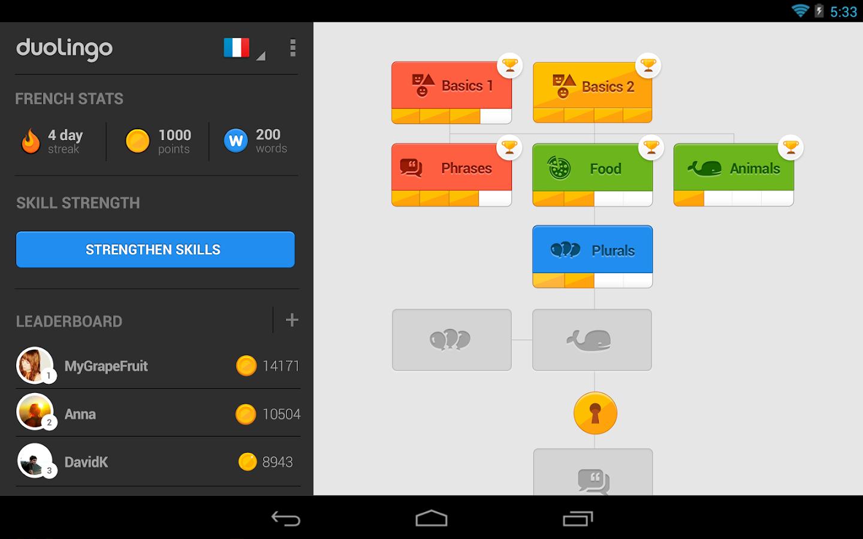 5 ứng dụng Smartphone tốt nhất dành cho việc học ngoại ngữ