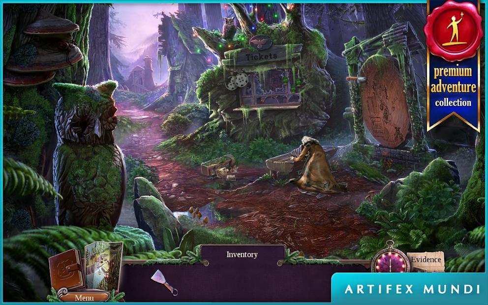 Enigmatis 2: The Mists of Ravenwood screenshot 14