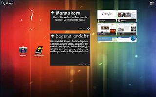 Screenshot of DataBibelen Bible in norwegian