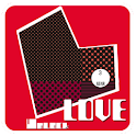 ZLOVEUNLOCKred GOLockerTheme logo