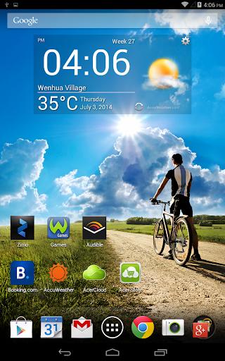 Acer Life Digital Clock 2.2