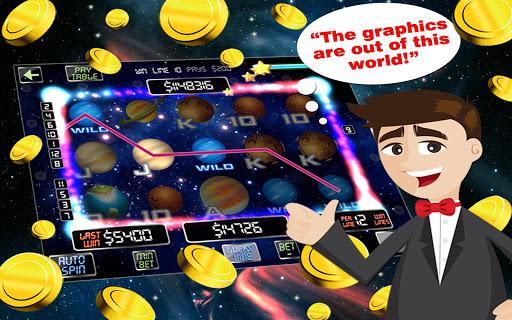 Cosmic Vegas Casino Slots
