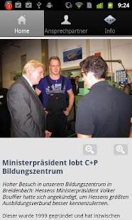 C+P Möbel- screenshot thumbnail