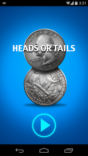 Heads or Tails : ANDROID WEAR