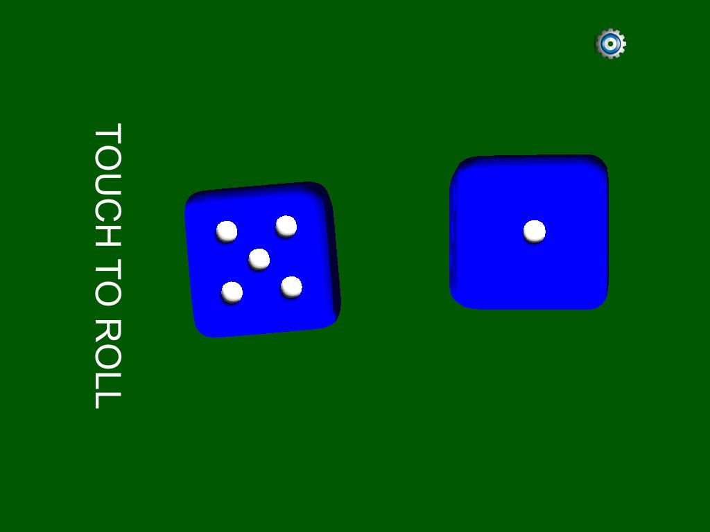 3d dice simulator c#