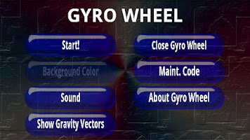 Screenshot of Gyro Wheel