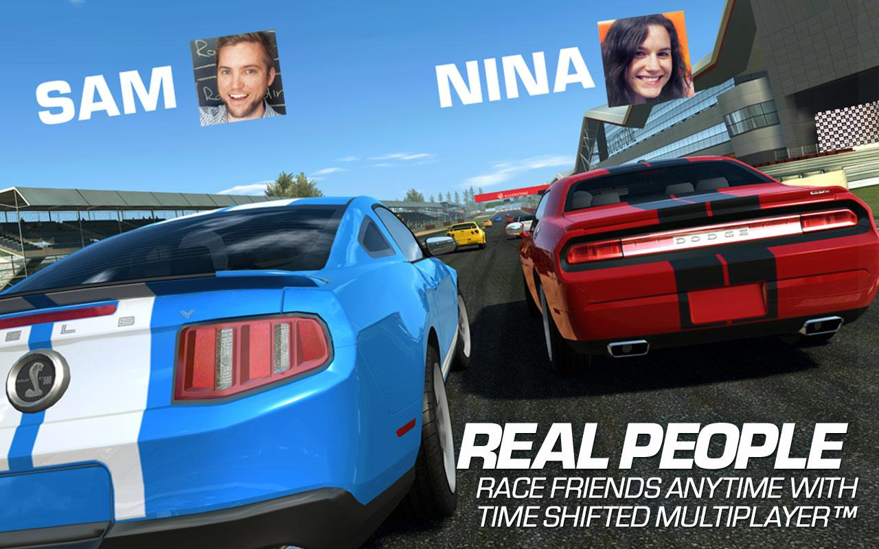 Real Racing 3 v2.0.0 ORIGINAL + MOD APK FULL + SD DATA [SINIRSIZ PARA