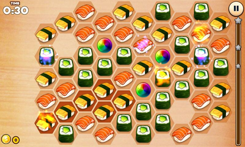 Sushi Swipe 2 HD Free - screenshot