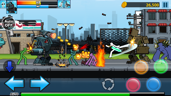 Anger Of Stick 4- screenshot thumbnail