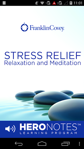 Franklin Covey Stress Relief