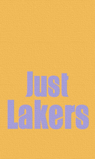 Just Lakers