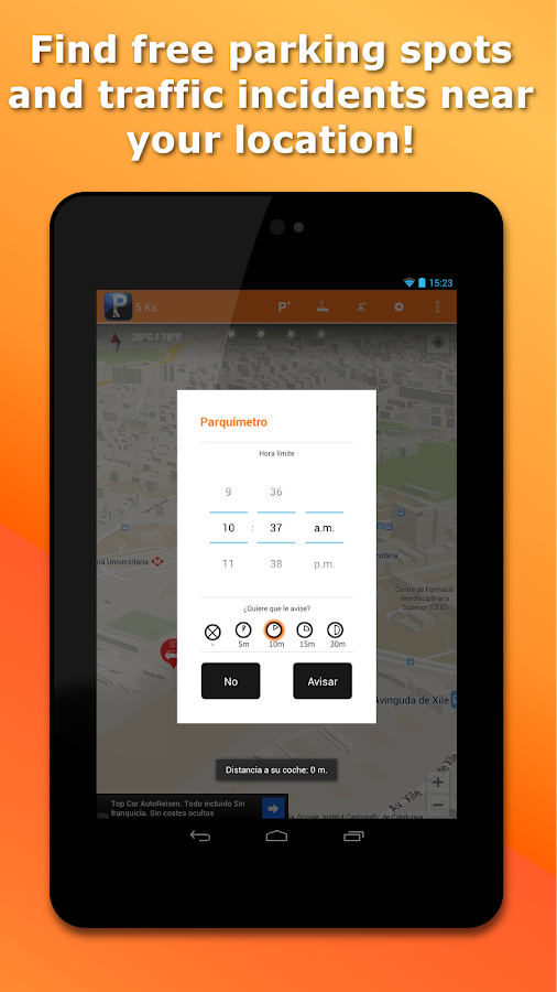 Parking Karma - Social Driving- screenshot
