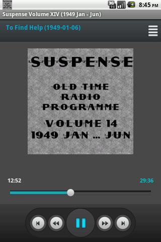 Suspense OTR Vol 14 1949